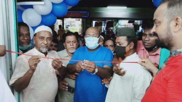 ভাঙ্গুড়ায় 'প্রথমা প্লাজা' মোবাইল ফোন ব্যবসা প্রতিষ্ঠানের উদ্বোধন