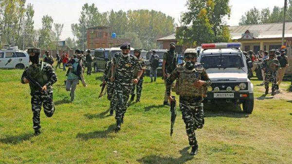 কাশ্মীরে গোলাগুলি, ৫ ভারতীয় সেনা নিহত